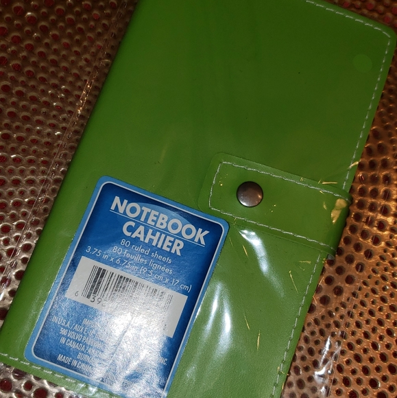 not sure Other - Notebook cahier. New